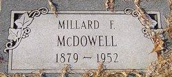 Millard F McDowell