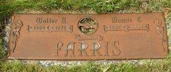 Mamie Estella <I>Pettit</I> Farris
