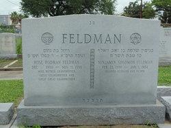 Rose <I>Rodman</I> Feldman
