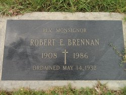 Rev Fr Robert E. Brennan (1908...
