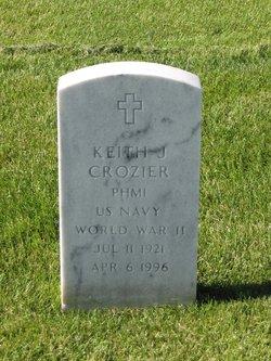 Keith J Crozier