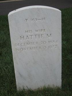 Hattie M Devine