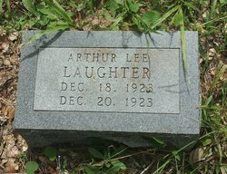 Arthur Lee Laughter