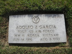 Adolfo Z Garcia