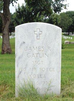 James R Gatlin