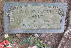 Laura Ivy <I>Laughter</I> Gandy