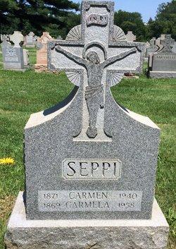 """Charles """"Carmen"""" Seppy"""