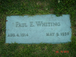 Paul Edward Whiting