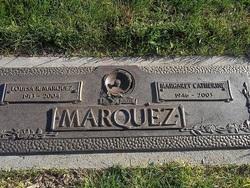 """Margaret Catherine """"Margie"""" Marquez"""