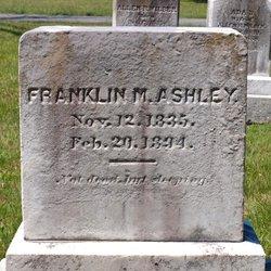 Franklin Marshall Ashley