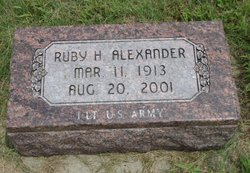 Ruby H. Alexander