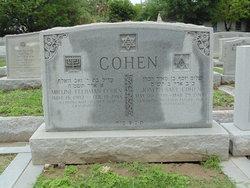 Adeline <I>Feldman</I> Cohen
