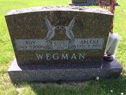Arlene Otillia <I>Theisen</I> Wegman