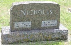 Harriet <I>Chalfant</I> Nicholls