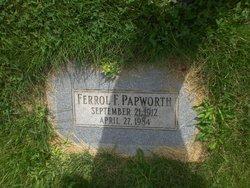 Ferrol Papworth