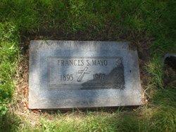 """Frances Sackman """"Frenchie"""" Mayo"""