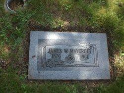 James William Maycroft, Jr