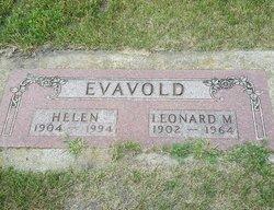 Leonard Maxwell Evavold