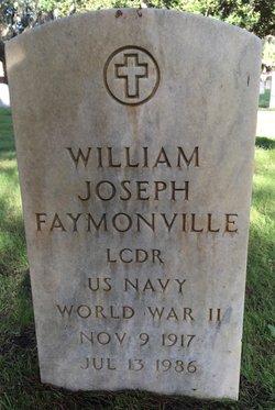 William Joseph Faymonville