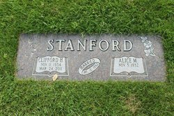 Clifford H. Stanford
