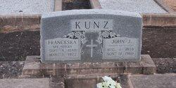 Franceska <I>Nebgen</I> Kunz