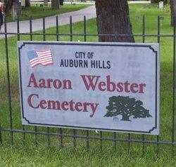 Aaron Webster Cemetery