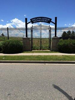 Melvin Lewis Cemetery