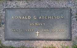Ronald G. Atcheson