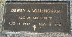 Dewey Alford Willingham