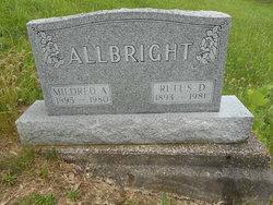 Rufus Delatus Allbright