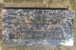 Margaret Marie <I>Helmer</I> Kramer