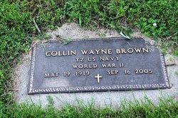 Collin W Brown