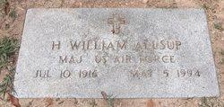 Dr Henderson William Allsup