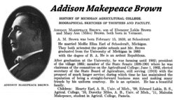 Addison Makepeace Brown