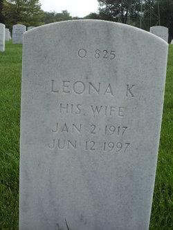 Leona K Copp