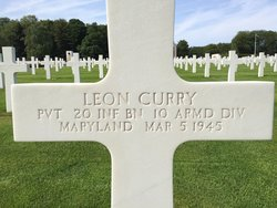 Pvt Leon Curry