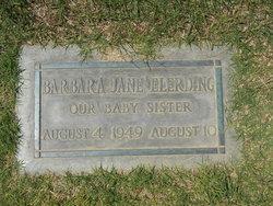 Barbara Jane Elerding