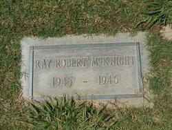 Ray Robert McKnight