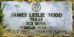 James Leslie Todd