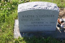 Martha S Eastburn