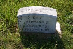 Edward E Roberts