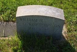 William H Worthington
