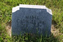 Mabel Cadwallader