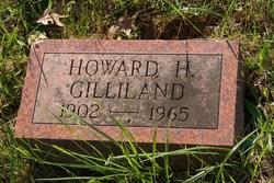 Howard H Gilliland
