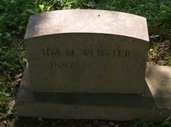 Ida M. Webster
