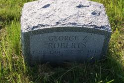 George Z Roberts