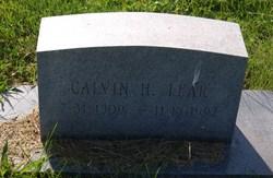 Calvin H Lear