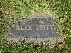 Alex Stitt