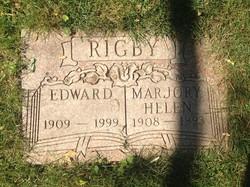 Marjory Helen Rigby