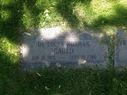 Dr Edgar Norman Gauld